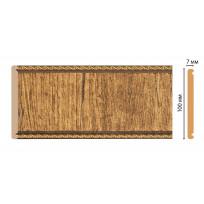 Панель С10-4  (размер 100х7х2400) цветная лепнина в интерьере Decomaster Lepnina-Sale.ru