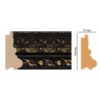 Багет Decomaster 229-966 (105*51*2900) Lepnina-Sale.ru