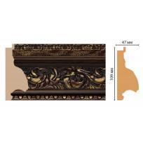 Багет Decomaster 230-966 (109*47*2900) Lepnina-Sale.ru