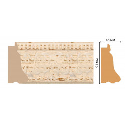 Багет Decomaster 413-919 (91*46*2900)