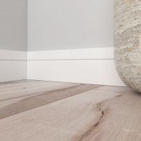 Плинтус Ultrawood арт. Base 0012 (2440 x 110 x 25 мм.) Lepnina-Sale.ru