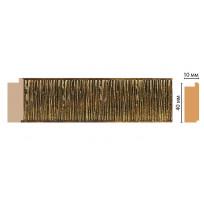Профиль 109-28 (размер 40х10х2400) цветная лепнина в интерьере Decomaster Lepnina-Sale.ru