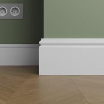 Плинтус Ultrawood арт. Base 5501 (2000 x 100 x 12 мм.)