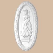 Декоративное панно DECOMASTER DT 3837 (390*190*20мм) Lepnina-Sale.ru