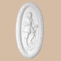 Декоративное панно DECOMASTER DT 3839 (390*190*20мм) Lepnina-Sale.ru