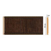 Панель С10-1 (размер 100х7х2400) цветная лепнина в интерьере Decomaster Lepnina-Sale.ru
