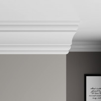 Карниз Ultrawood арт. CR 0022 (2440 х 170 х 62) Lepnina-Sale.ru