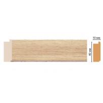 Профиль 109-11 (размер 40х10х2400) цветная лепнина в интерьере Decomaster Lepnina-Sale.ru