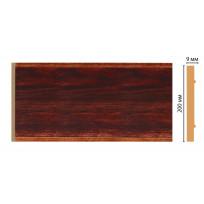 Панель B20-1084 (размер 200х8х2400) цветная лепнина в интерьере Decomaster Lepnina-Sale.ru