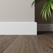 Плинтус Ultrawood арт. Base 8012 (2440 x 80 x 12 мм.) Lepnina-Sale.ru
