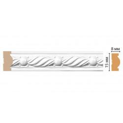 Цветной молдинг Decomaster 105-16 (15х8х2400)