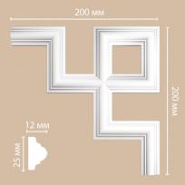 Угловой элемент 97012-4 Decomaster Lepnina-Sale.ru