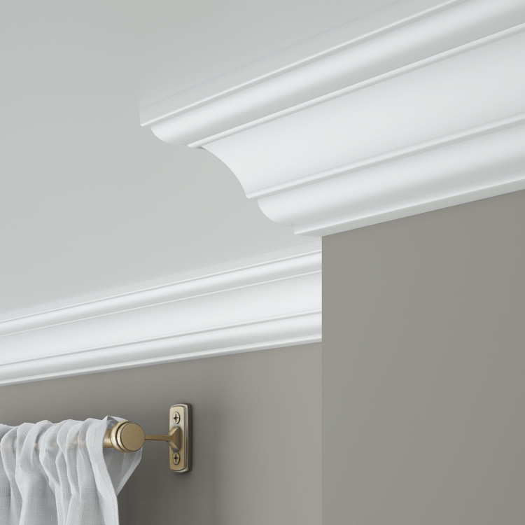 Карниз Ultrawood арт. CR 4174 (2200 х 70 х 65) Lepnina-Sale.ru