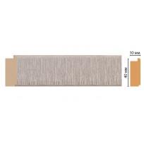 Профиль 109-19 (размер 40х10х2400) цветная лепнина в интерьере Decomaster Lepnina-Sale.ru