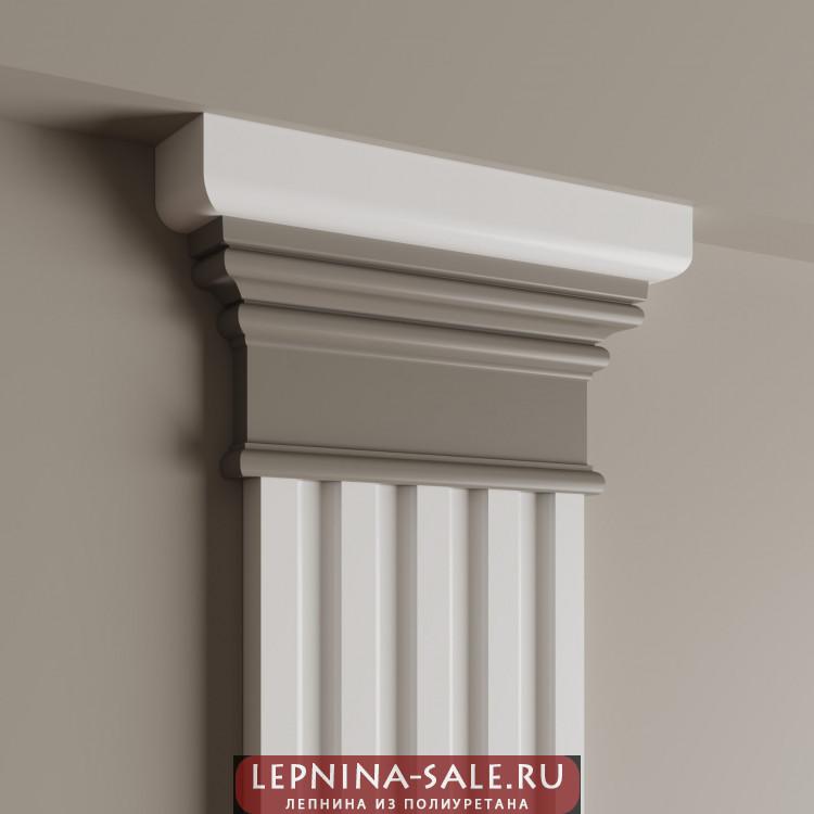 Декор. эл-т верхний Ultrawood арт. D 4100 (195x89x30) Lepnina-Sale.ru