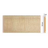 Панель С10-5  (размер 100х7х2400) цветная лепнина в интерьере Decomaster Lepnina-Sale.ru