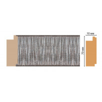 Багет Decomaster 108-29 (размер 70х10х2400) Lepnina-Sale.ru