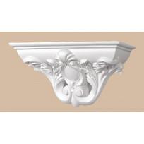 Полка декоративная DECOMASTER DH 12S (167*330*98мм) Lepnina-Sale.ru