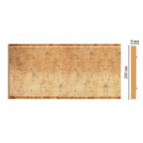Панель B20-552 (размер 200х8х2400) цветная лепнина в интерьере Decomaster Lepnina-Sale.ru