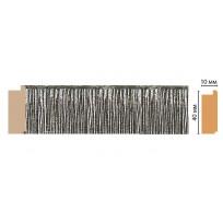 Профиль 109-29 (размер 40х10х2400) цветная лепнина в интерьере Decomaster Lepnina-Sale.ru