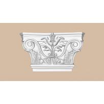 Капитель DK 82201 (к пилястре DK 82200) Decomaster Lepnina-Sale.ru